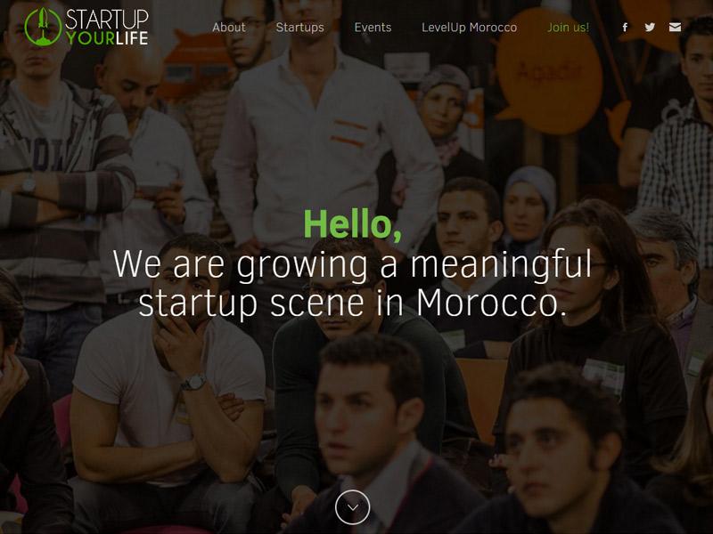 StartupYourLife - 2014