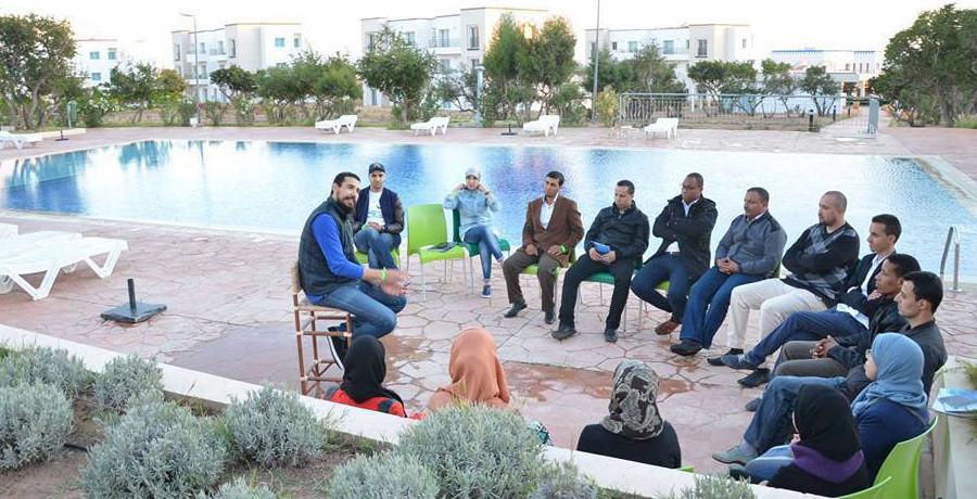 أكاديمية صناع الحياة لتأهيل الشباب