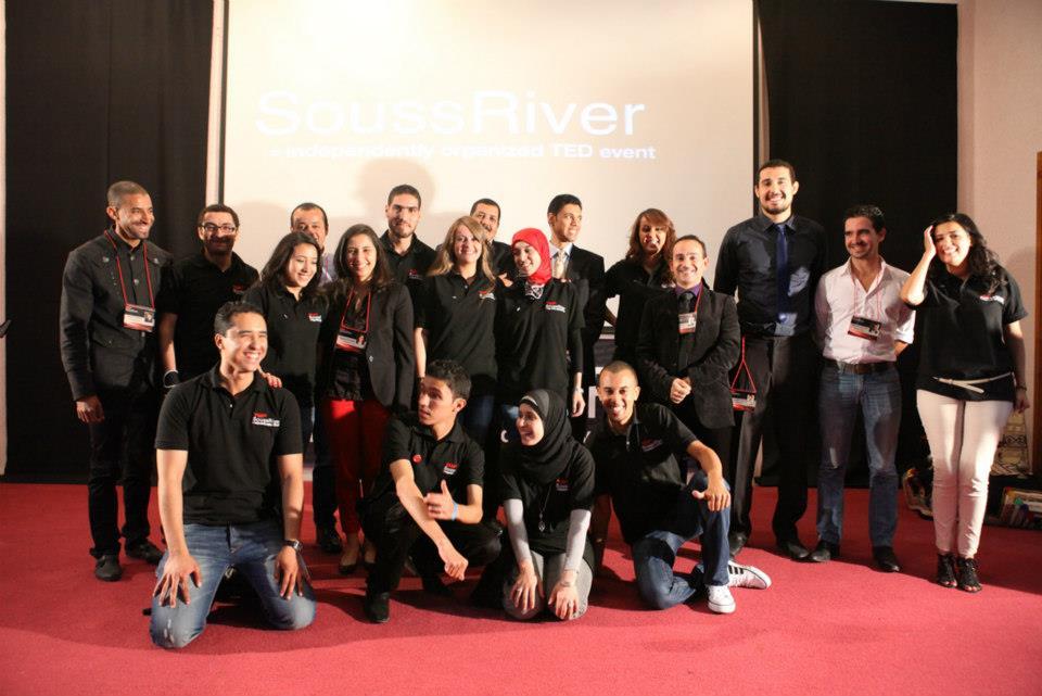 TEDxSoussRiver 2012