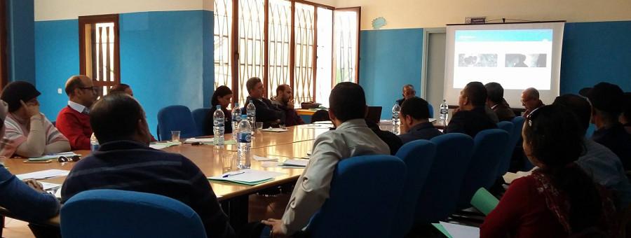 Réunion préparatoire de l'assemblée générale de l'association ANIR