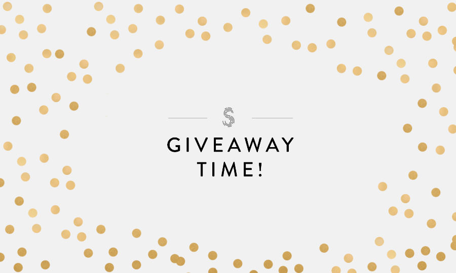 Giveaway Time!